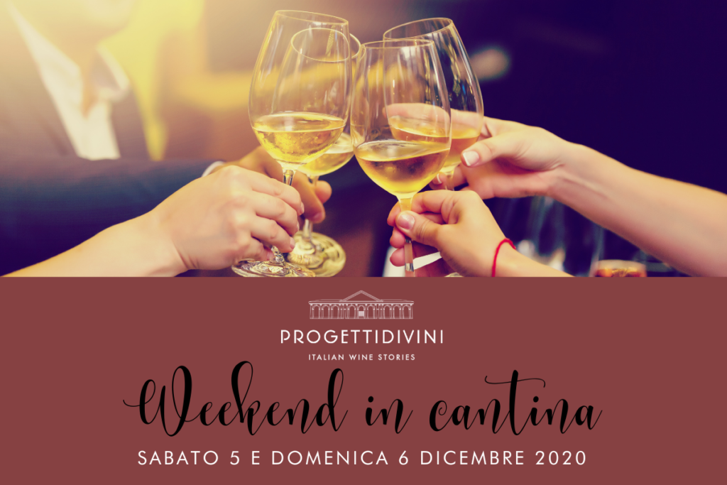 weekend in cantina - dicembre